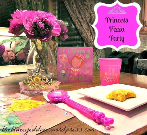 Princess Pizza Party 11