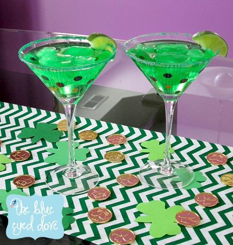 Bikini Bites Getting Lucky Tonight Martini
