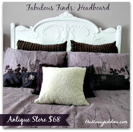 Fabulous Finds Headboard