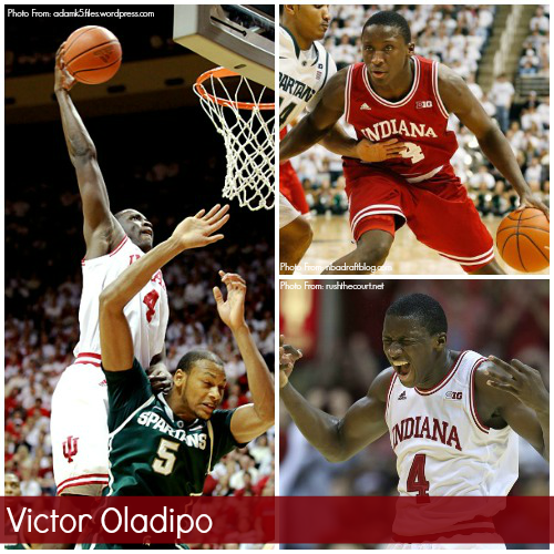 Oladipo Collage