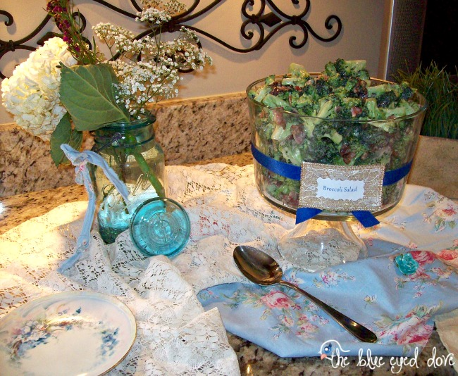A Shabby Chic Bridal Shower
