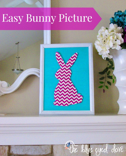 Easy Bunny Picture