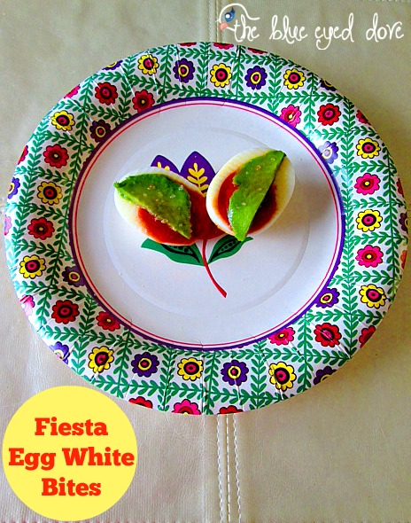 Fiesta Egg White Bites Recipe