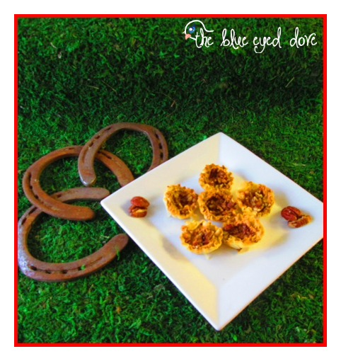 Mini Pecan Pie Bites