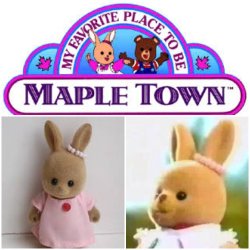 Maple Town - Patty Rabbit