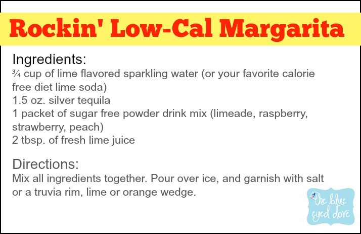 Rockin Low Cal Margarita Recipe