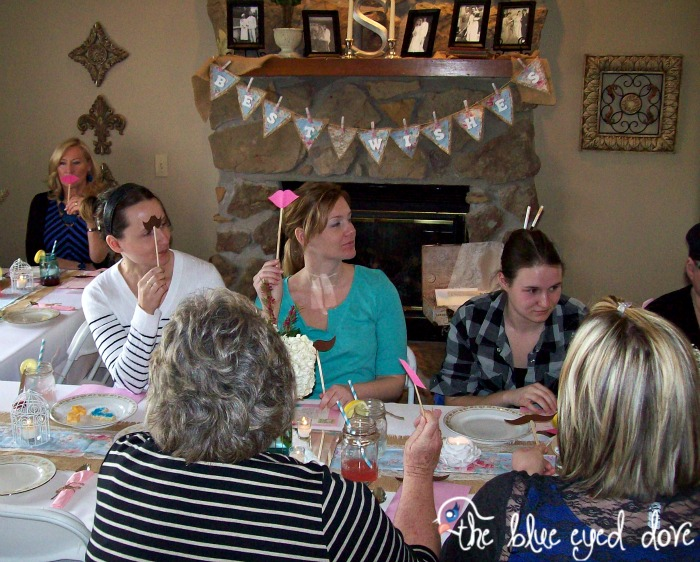 Who Said It Bridal Shower Game