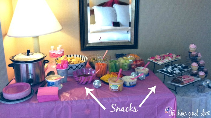 Bachelorette Party Snacks