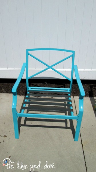 Patio Chair Update