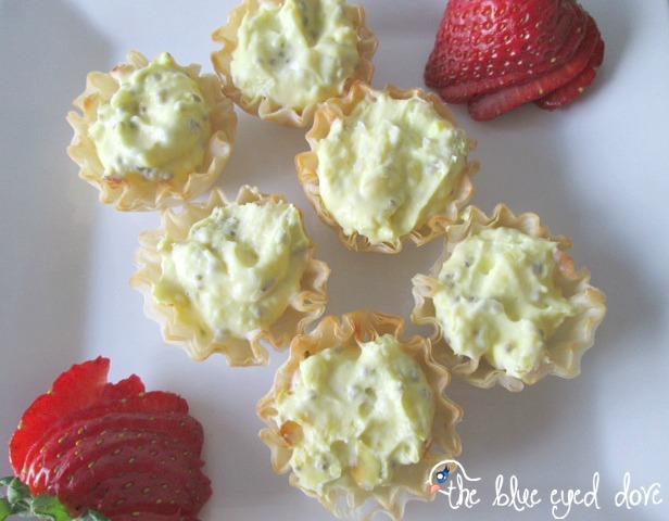 Lemon Chia Pies