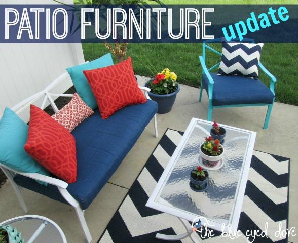 Patio Furniture Update