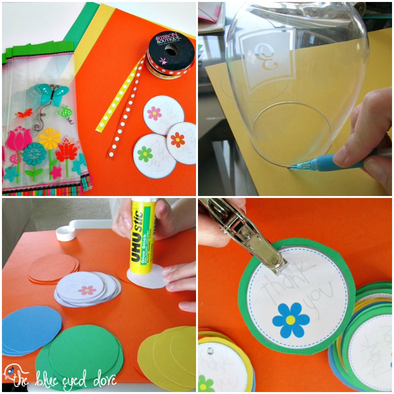 An Easy Thank You Gift How-To
