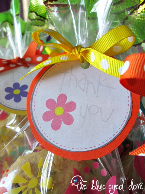 An Easy Thank-You Gift