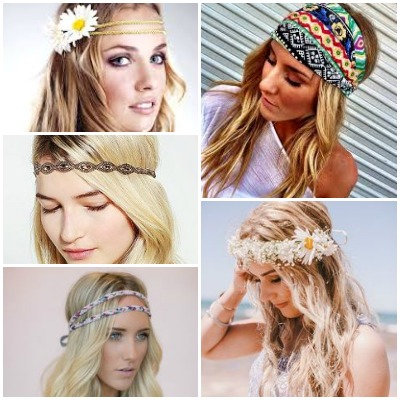 The Blue Eyed Dove - DIY Boho Chic Headband - The Blue Eyed Dove 5eb80a30ce2