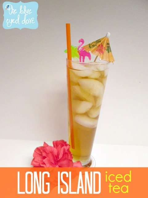 ... sharing her Long Island Iced Tea recipe in today's recipe segment