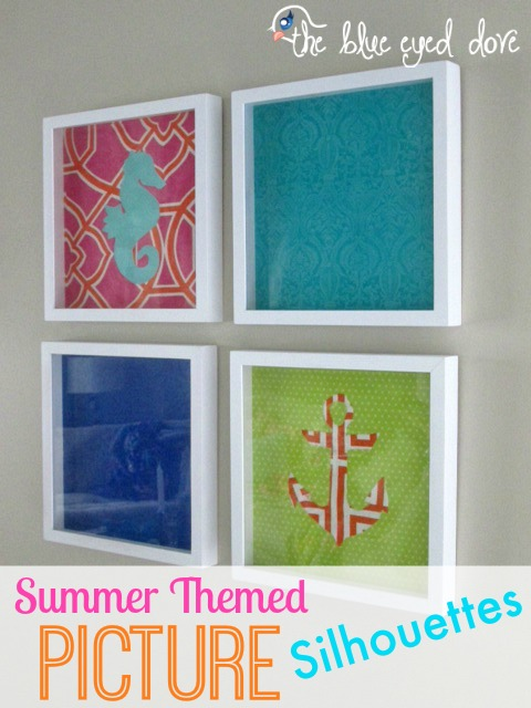 Summer Themed Pictures Silhouettes
