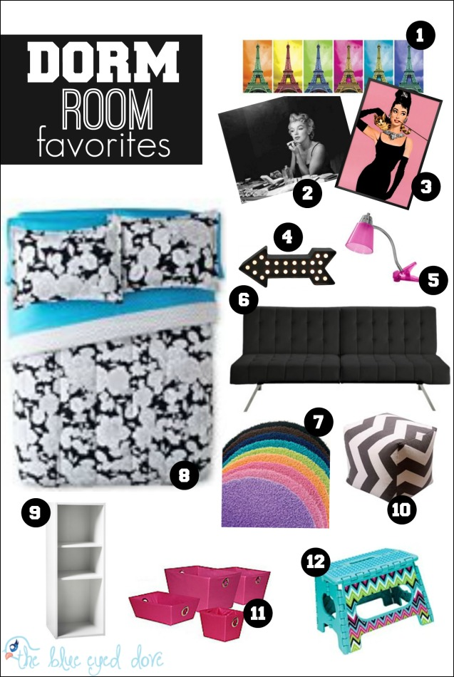 Dorm Room Favorites