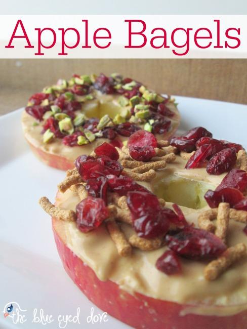 Apple Bagels