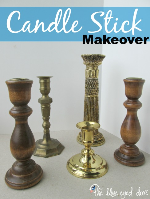 Candle Stick Makeover