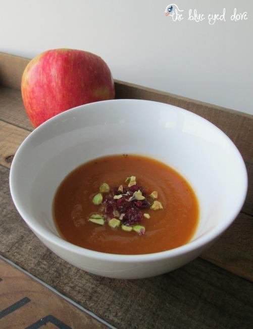 Pumpkin Apple Soup