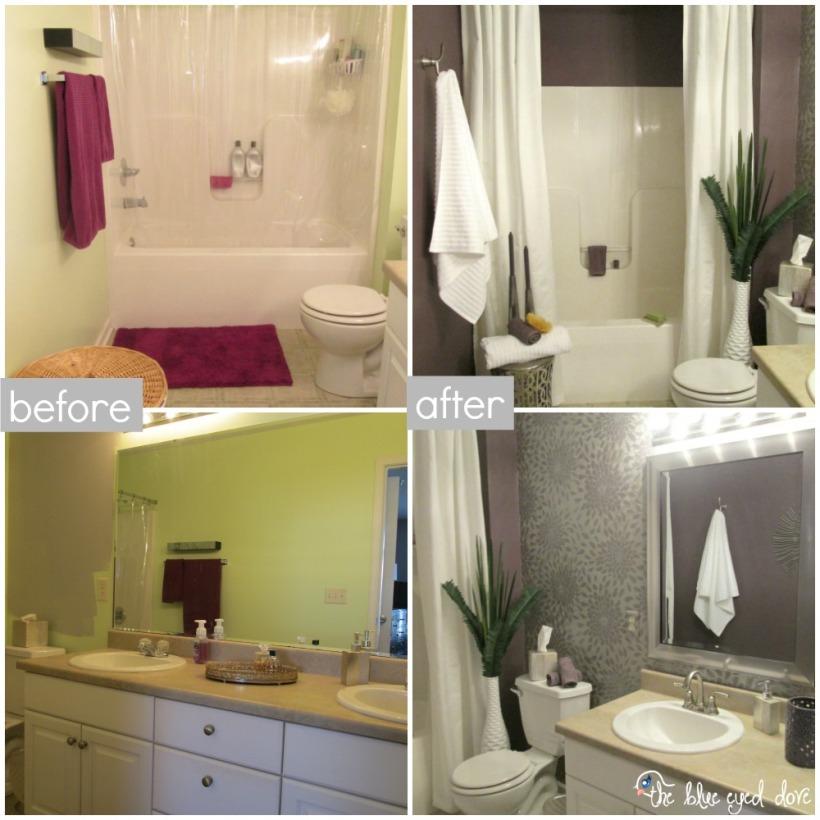 Bathroom B&A